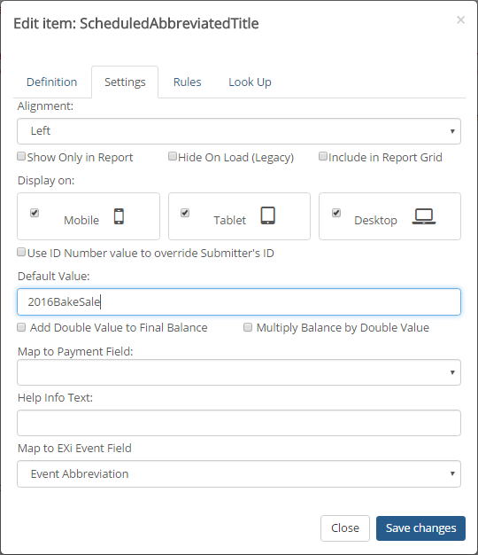 Build A Single Event Registration Form Without Fees
